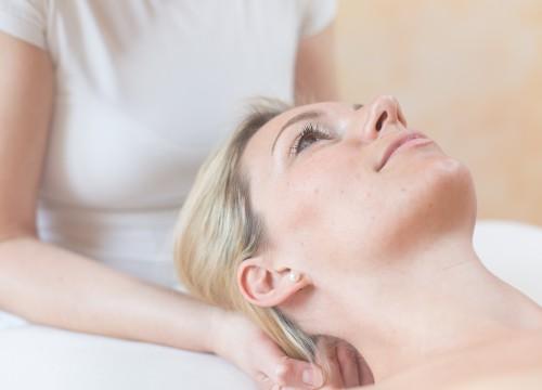 Cranio Sacrale Osteopathiebehandlung