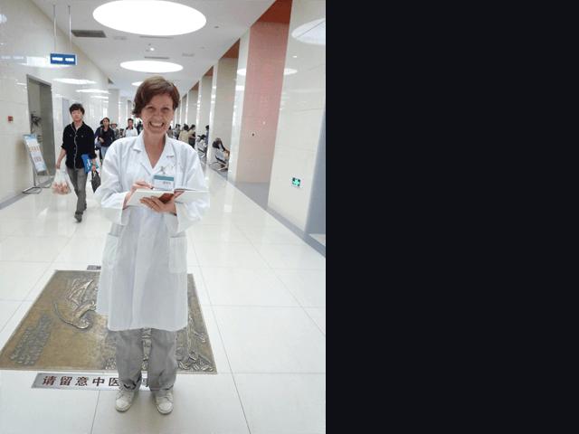 Daniela Stark Chinesische Medizin